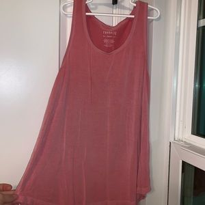 Coral Super Soft American Eagle tank